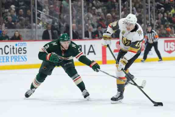 Reilly Smith, Vegas Golden Knights, Expansion Draft