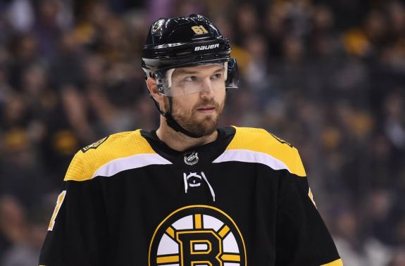 Rick Nash Boston Bruins