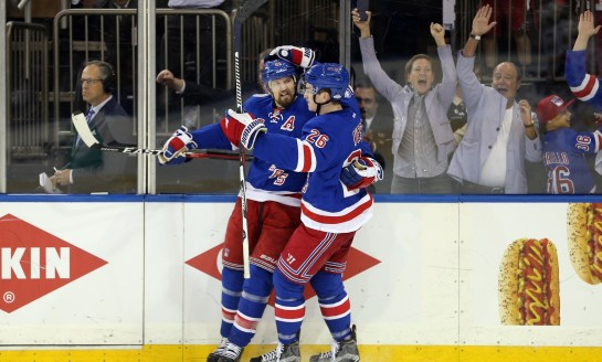 Rangers Dilemma: Should Rick Nash Stay or Go?
