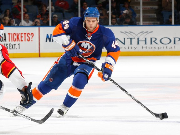 Rob Schremp New York Islanders