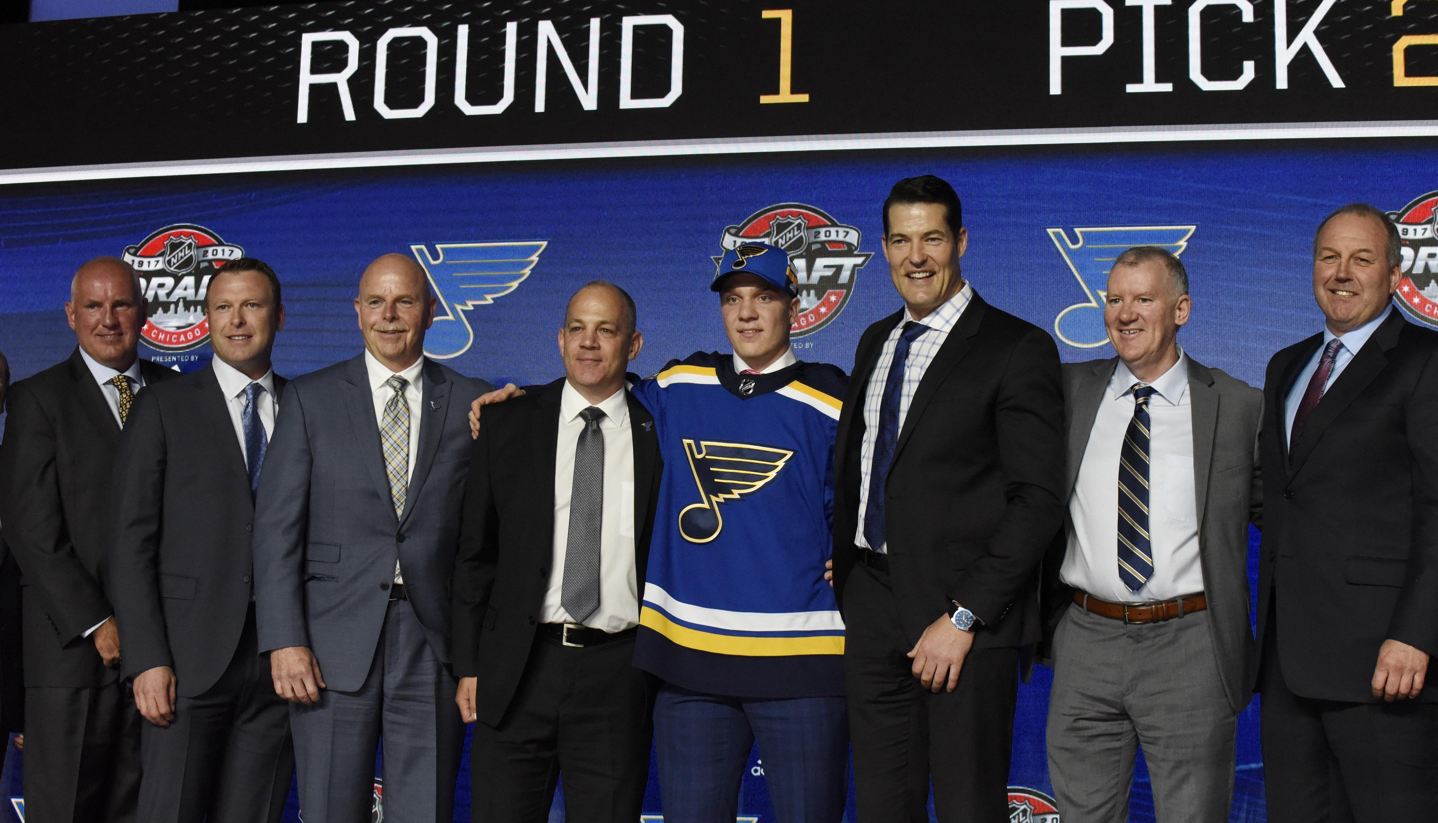 Devils on the clock with No. 1 pick in National Hockey League draft