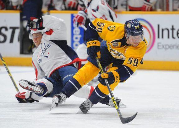 Roman Josi, Nashville Predators, NHL