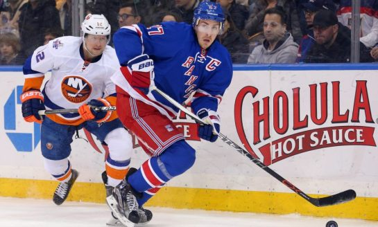 Rangers Have Leadership Questions