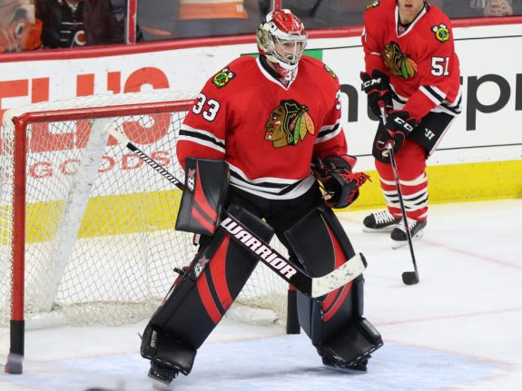Scott Darling, Chicago Blackhawks, NHL