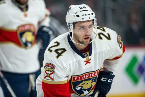 Seth Griffith Florida Panthers