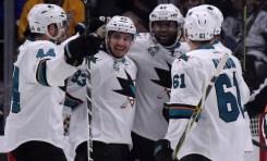 Ward's Value Goes Beyond Sharks' Scoresheet