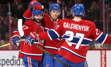 Canadiens Have More than a Series at Stake