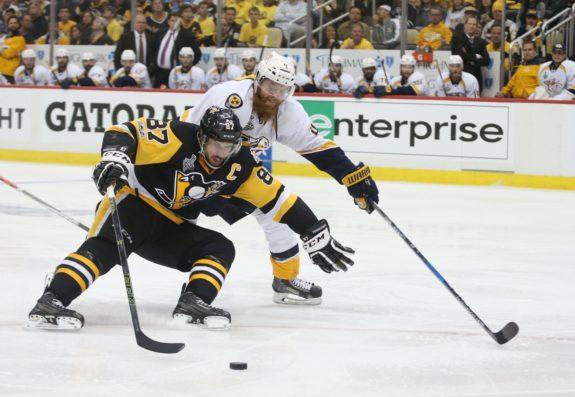 Sidney Crosby Ryan Ellis