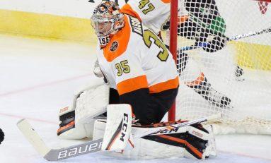 2016-17 Philadelphia Flyers Report Card