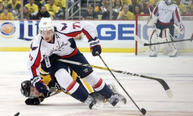 T.J. Oshie Is the Finisher The Wild Need