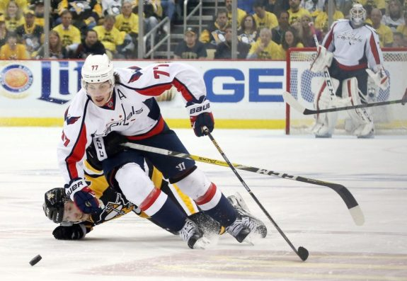 free agents T.J. oshie