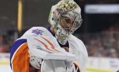 Islanders - and Greiss - To Be Tested Without Halak