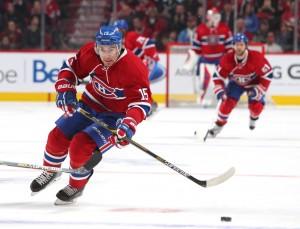 Former- Montreal Canadiens forward Tomas Fleischmann