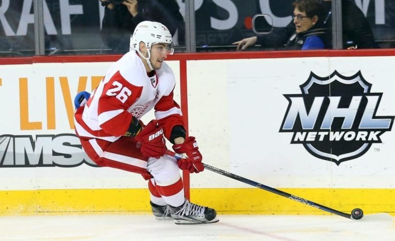 Detroit Red Wings Trade Tomas Jurco to Chicago Blackhawks