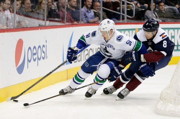 Ben Hutton Canucks