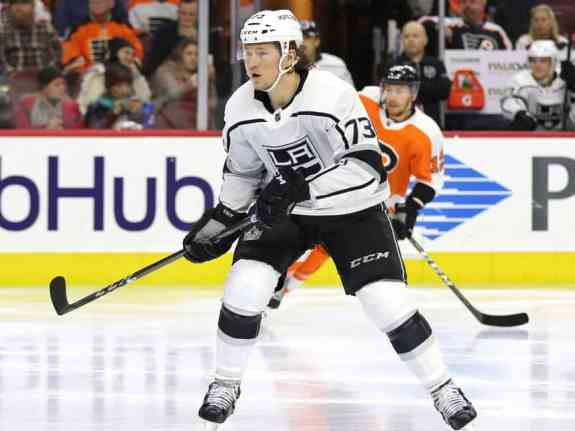 Tyler Toffoli #23, Los Angeles Kings