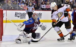 Semyon Varlamov (Ron Chenoy-USA TODAY Sport)