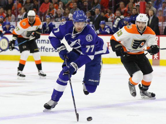 Victor Hedman, Tampa Bay Lightning