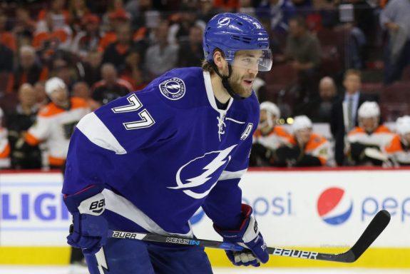 Tampa Bay Lightning defenseman Victor Hedman