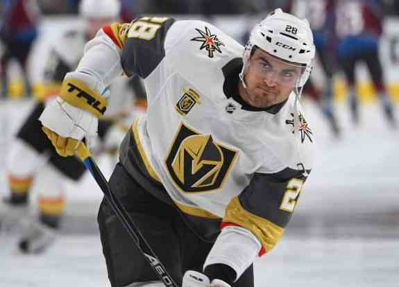 Vegas Golden Knights, William Carrier, Expansion Draft