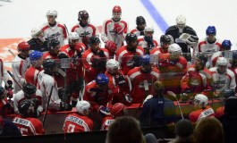 Spitfires Ready for 2018-19 Training Camp