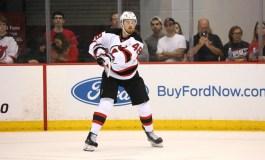 Yaroslav Dyblenko's Debut & Future with the Devils