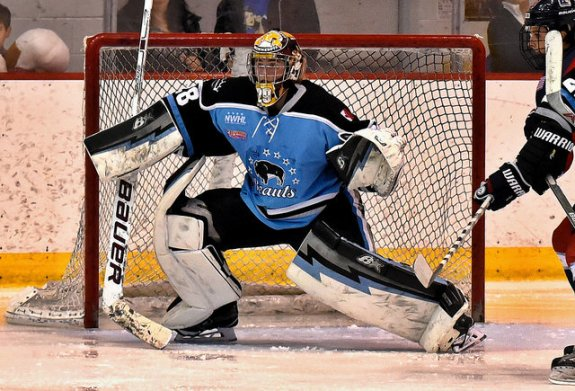 Amanda Leveille of the Buffalo Beauts (Photo Credit: Troy Parla)