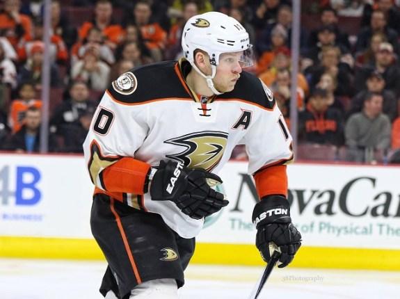 Corey Perry, Anaheim Ducks