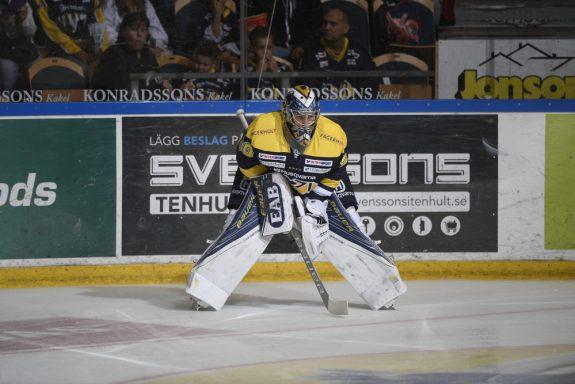 Linus Soderstrom goalie