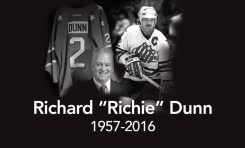 Remembering the Life and Times of Sabres' Richie Dunn
