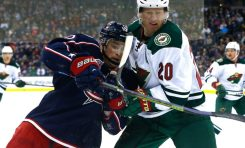 Wild Look to Get Back on Track Against Blue Jackets