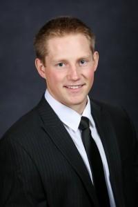 UND goalie Matt Hrynkiw (UND Athletics)