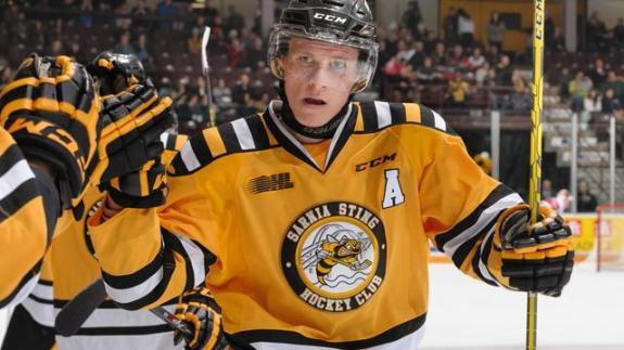 Jakob Chychrun proved he is the best available defenseman in the draft