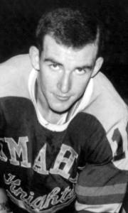 Norm Dennis netted the game winner with 20 seconds left.