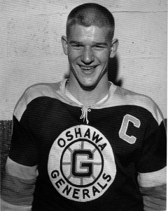 Bobby Orr scored four goals for Oshawa