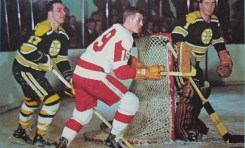 50 Years Ago in Hockey: Wings Win – Henderson Pots Two