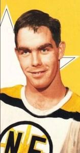 Derek Sanderson: 2 goals for Niagara Falls