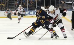 Coyotes Assign Steve Downie to AHL
