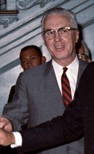 Philadelphia mayor James J.H. Tate