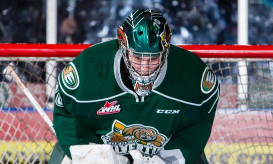 Flyers' Prospect Carter Hart is Shining