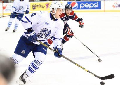Sean Day, OHL, Mississauga Steelheads