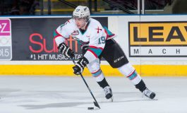 Flames Prospects Lighting up the CHL