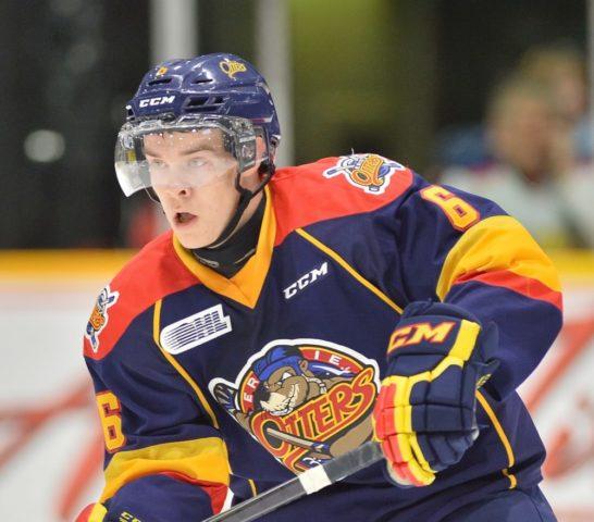 OHL, Jordan Sambrook, Erie Otters
