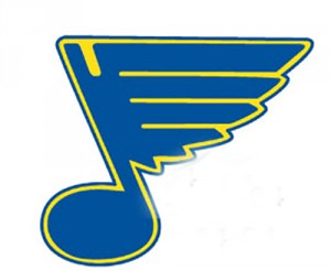 The New NHL team in St. Louis will be known as the Blues