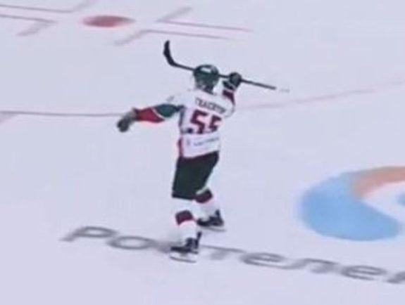 Vladimir Tkachyov - KHL
