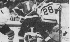 50 Years Ago in Hockey: Wings Bomb Bruins