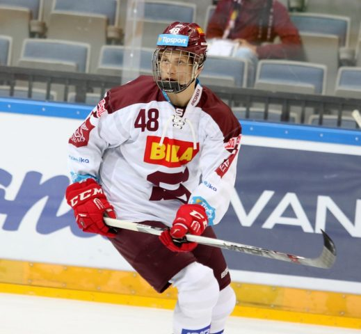 Ostap Safin, NHL Entry Draft