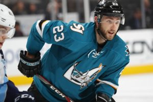 San Jose Barracuda Barclay Goodrow
