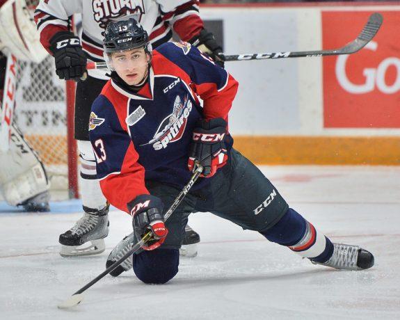 Gabriel Vilardi, Windsor Spitfires, OHL, NHL Draft