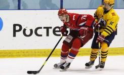Oleg Sosunov Making Strides Towards NHL Dream